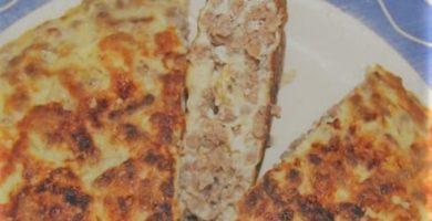 Tortilla de carne de pollo para perros