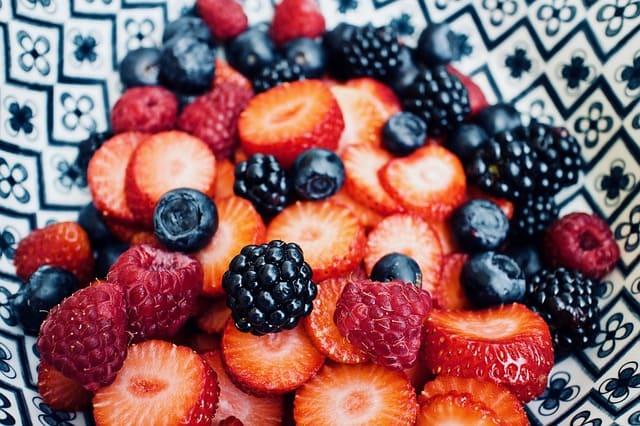 Fruta buena para tu perro