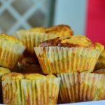 muffins de platano para perros